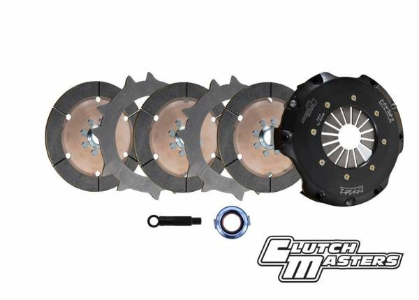 Clutch Masters - 725 Series: 08037-3D7R-X
