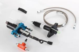 Clutch Masters - Clutch Masters X Wilwood Clutch Master Cylinder Upgrade for 1998-2002 Dodge Cummins 5.9L 2500 and 3500 NV4500 - Image 9
